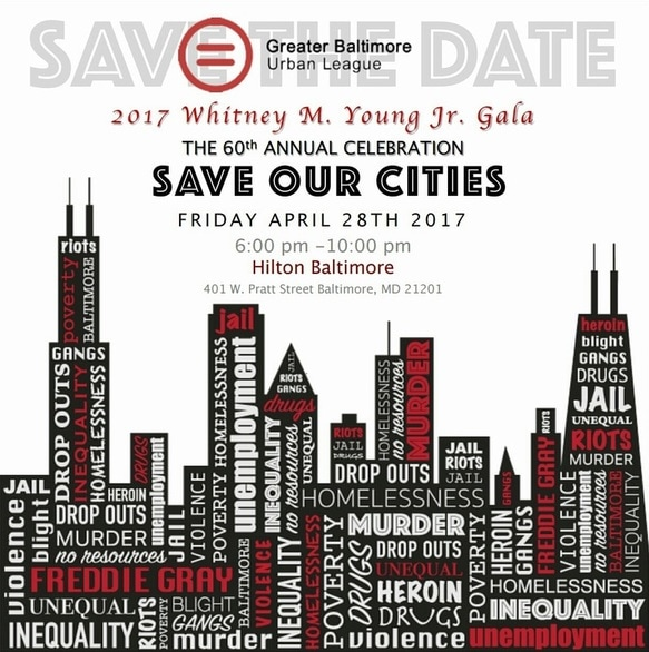 GBUL Gala, April 28th, 2017 Hilton Baltimore, MD